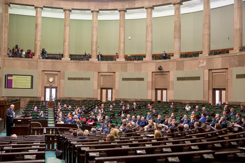 Dziś posłowie i posłanki rozpoczęli dwudniową sesję wprowadzającą